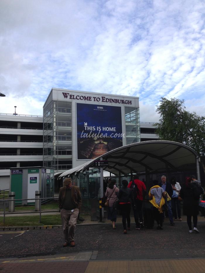 エジンバラ空港