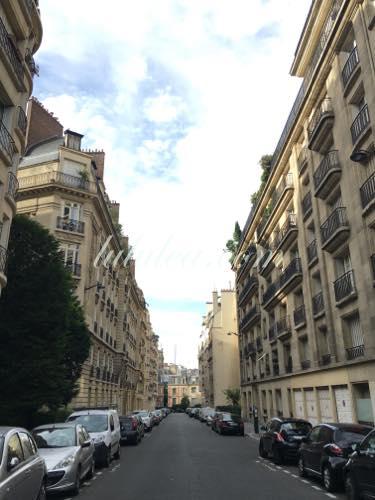 パリ パッシー地区
