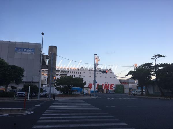 沖縄/与論島フェリー