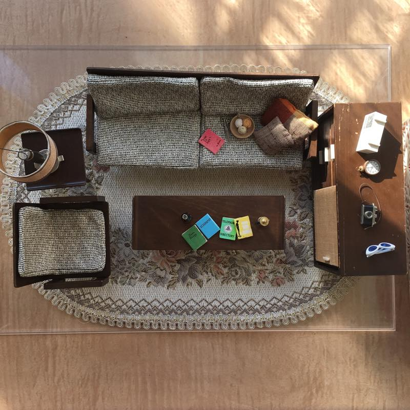 バービーの家具